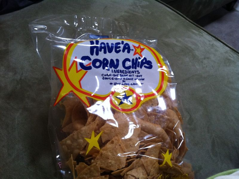 Havea corn chip